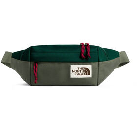 The North Face Lumbar Pack, night green/new taupe green